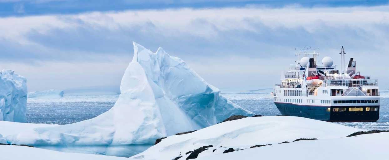 Explore Antarctica