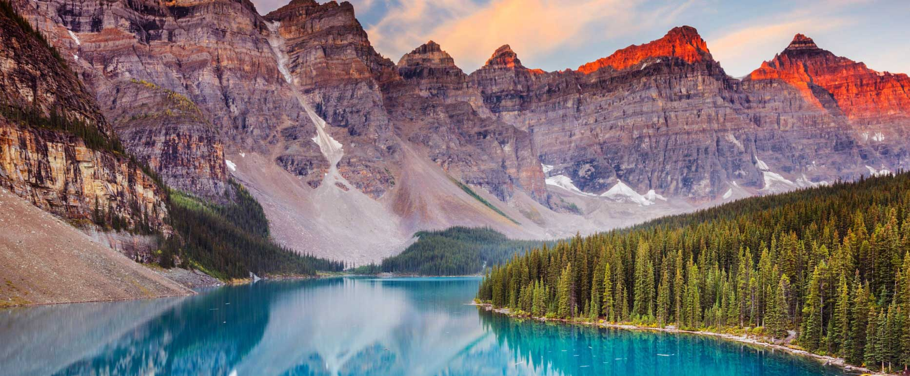 Explore Canada, Alaska & USA